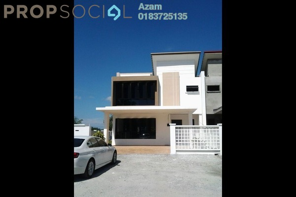 For Sale Semi-Detached at Antara Gapi, Serendah Leasehold Unfurnished 5R/5B 750.0千