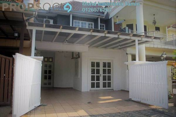 For Sale Terrace at Sri Angsana Hilir, Desa Pandan Leasehold Fully Furnished 5R/3B 680k