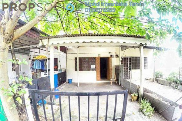 For Sale Terrace at Taman Sri Muda, Shah Alam Freehold Unfurnished 4R/3B 285k