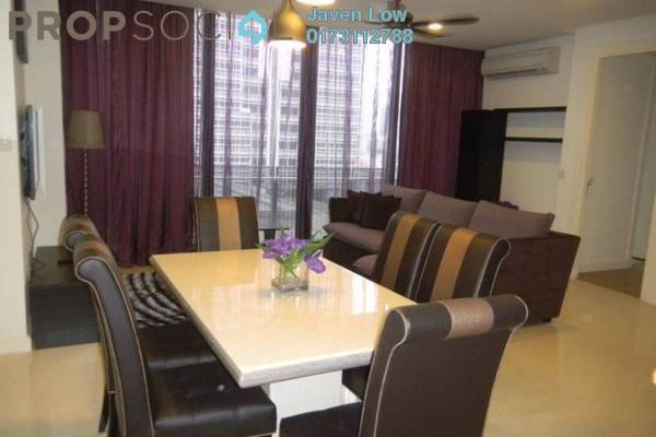 For Rent Condominium at 6 CapSquare, Dang Wangi Freehold Fully Furnished 2R/2B 4.4k