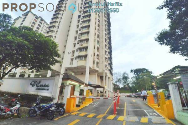 For Sale Condominium at D'casa Condominium, Ampang Leasehold Unfurnished 3R/2B 290k