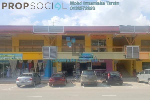 For Sale Office at Bandar Saujana Utama, Sungai Buloh Leasehold Semi Furnished 0R/0B 280k