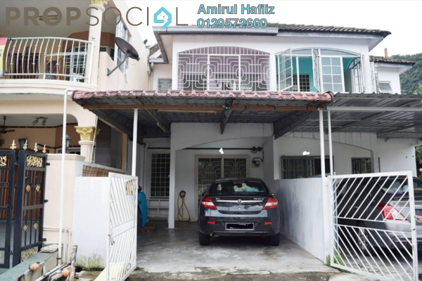 For Sale Terrace at Taman Sri Gombak, Batu Caves Freehold Unfurnished 3R/2B 365k