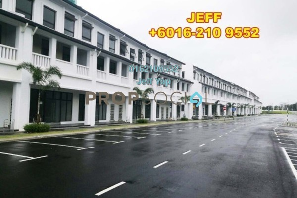 For Rent Shop at Eco Botanic, Skudai Freehold Unfurnished 0R/0B 13k