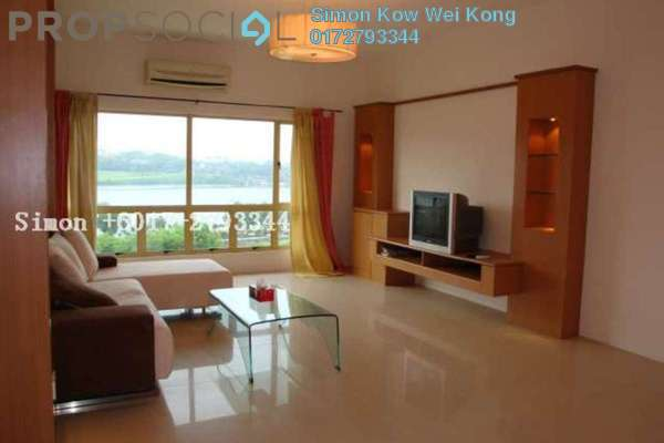 For Rent Condominium at East Lake Residence, Seri Kembangan Leasehold Fully Furnished 3R/2B 2.1k
