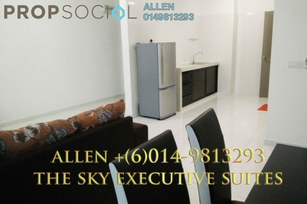 For Rent Condominium at The Sky Residence, Cheras Freehold Fully Furnished 2R/2B 1.8k