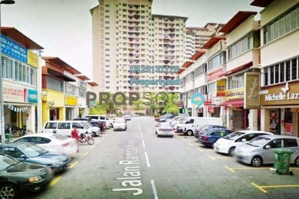 For Sale Shop at Rampai Business Park, Setapak Leasehold Fully Furnished 0R/6B 1.92m