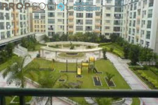 For Sale Condominium at Plaza 393, Cheras Leasehold Semi Furnished 2R/1B 375k
