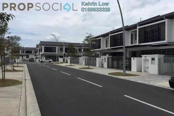 For Sale Terrace at Elmina Enterprise Park, City of Elmina Freehold Unfurnished 5R/5B 900k