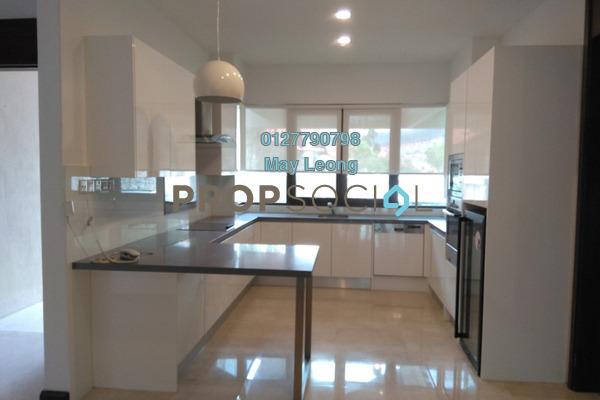 For Rent Villa at Kiara Hills, Mont Kiara Freehold Semi Furnished 4R/5B 9k