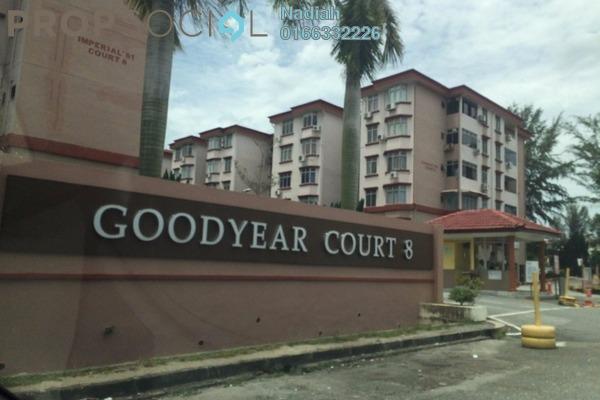 For Sale Condominium at Goodyear Court 8, UEP Subang Jaya Freehold Semi Furnished 3R/2B 400k