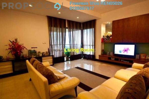 For Rent Condominium at Mont Kiara Damai, Mont Kiara Freehold Fully Furnished 3R/4B 6.5k
