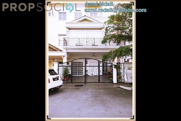 For Sale Terrace at Ukay Perdana, Ukay Leasehold Semi Furnished 5R/4B 1.1m