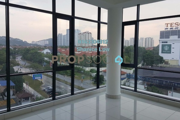 For Rent Condominium at Dua Menjalara, Bandar Menjalara Leasehold Semi Furnished 3R/2B 2.3k