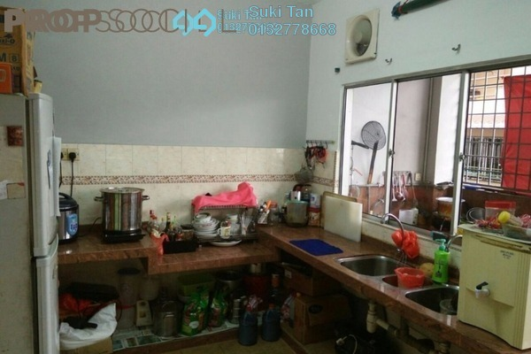 For Sale Terrace at Taman Kepong, Kepong Freehold Semi Furnished 5R/3B 938k