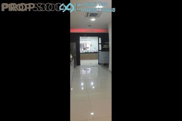 For Sale Terrace at Taman Residensi, Jalan Ipoh Leasehold Semi Furnished 5R/4B 1.5m