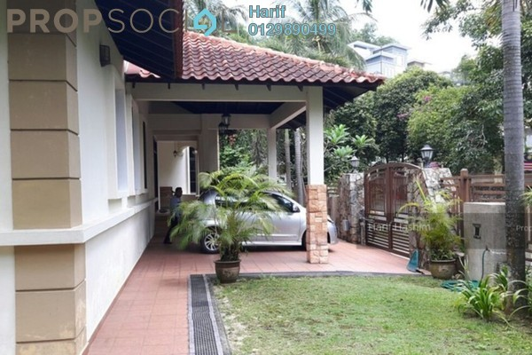 For Sale Bungalow at Kemensah Heights, Kemensah Freehold Semi Furnished 4R/4B 2m