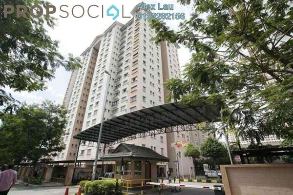 For Rent Condominium at Puncak Damansara, Bandar Utama Leasehold Fully Furnished 3R/2B 1.6k