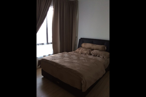 For Sale Condominium at Gembira Residen, Kuchai Lama Freehold Semi Furnished 3R/2B 730k