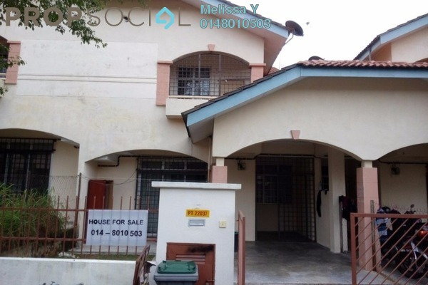 For Sale Terrace at Desa Kolej, Putra Nilai Freehold Semi Furnished 4R/3B 420k