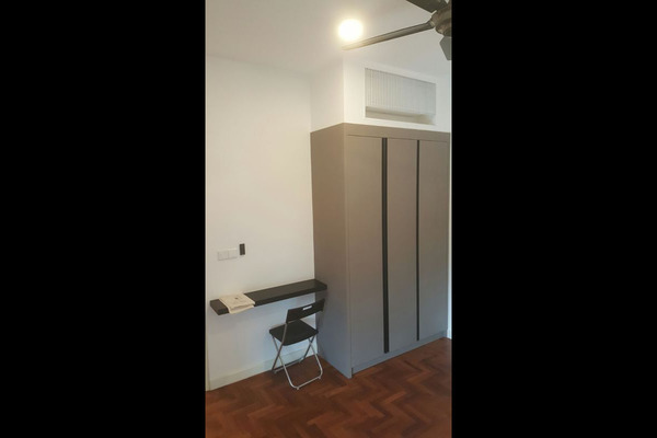 For Rent Condominium at Residency V, Old Klang Road Freehold Semi Furnished 3R/2B 1.6k