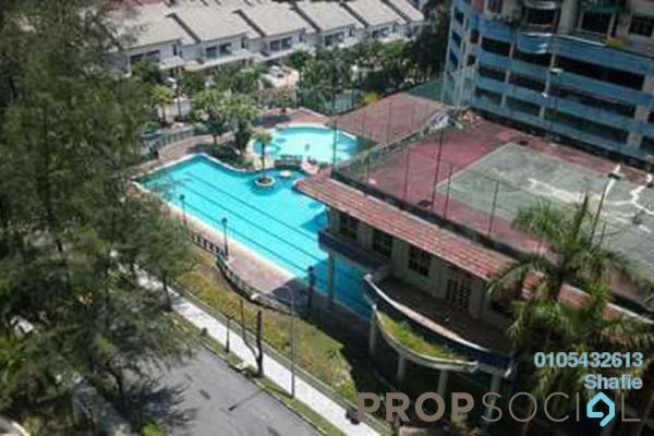 For Rent Serviced Residence at Venice Hill, Batu 9 Cheras Freehold Unfurnished 3R/2B 750translationmissing:en.pricing.unit