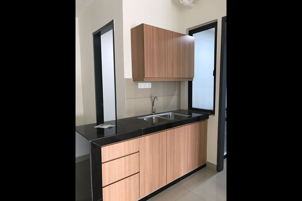 For Rent Condominium at Selayang 18, Selayang Leasehold Semi Furnished 3R/2B 1.5k