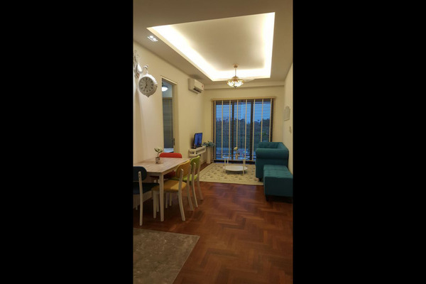 For Rent Condominium at Gembira Residen, Kuchai Lama Freehold Semi Furnished 3R/2B 2.8k