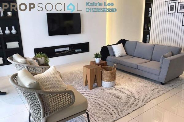For Sale Terrace at Taman Menjalara, Bandar Menjalara Leasehold Semi Furnished 3R/2B 630k