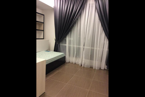 For Rent Condominium at Garden Plaza @ Garden Residence, Cyberjaya Freehold Fully Furnished 1R/1B 1k