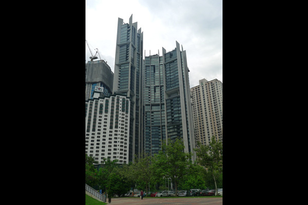 For Rent Condominium at The Troika, KLCC Freehold Fully Furnished 4R/3B 8k