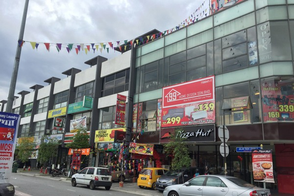 For Rent Shop at Lake Fields, Sungai Besi Leasehold Unfurnished 0R/0B 3.1k