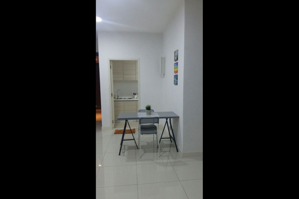 For Rent Condominium at Windows On The Park, Bandar Tun Hussein Onn Freehold Semi Furnished 3R/2B 1.6k