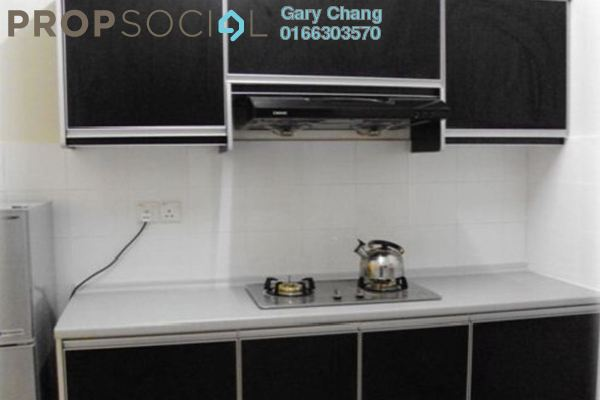 For Rent Condominium at Perdana View, Damansara Perdana Leasehold Semi Furnished 3R/2B 1.7k