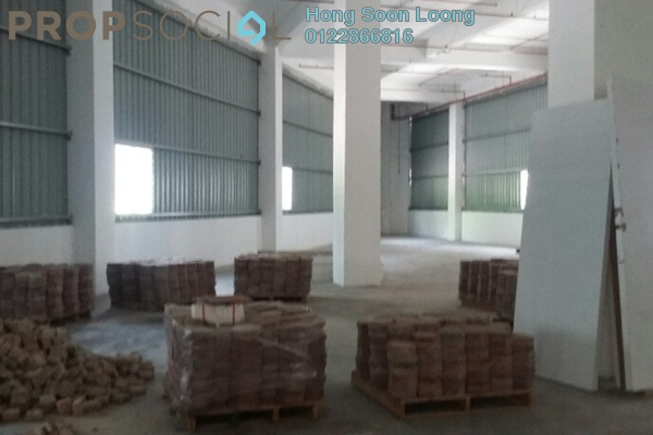 For Rent Factory at Section 16, Shah Alam Leasehold Unfurnished 0R/2B 25.7k