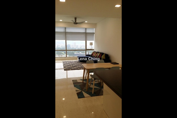 For Rent Serviced Residence at Banyan Tree, KLCC Leasehold Semi Furnished 1R/2B 7k