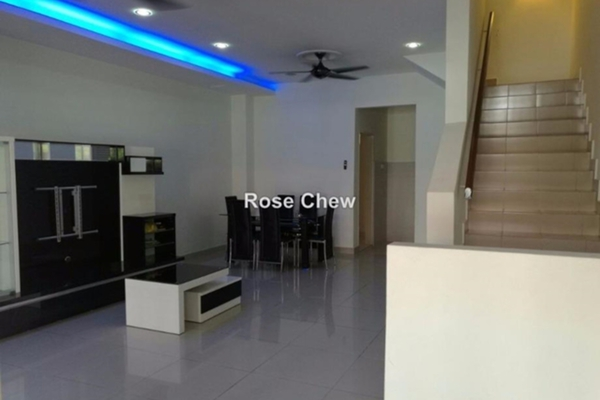 For Rent Terrace at Taman Tasik Prima, Puchong Leasehold Semi Furnished 5R/4B 1.6k