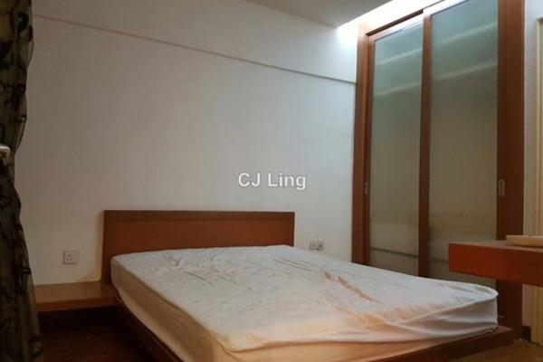 For Rent Condominium at 10 Semantan, Damansara Heights Leasehold Unfurnished 2R/2B 2.5k