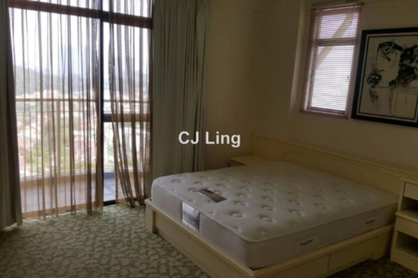 For Rent Duplex at Cascadium, Bangsar Leasehold Semi Furnished 3R/3B 5k