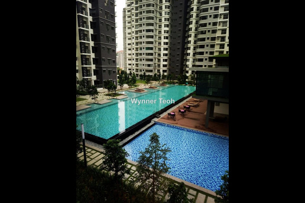 For Rent Condominium at Maisson, Ara Damansara Freehold Unfurnished 2R/2B 1.5k