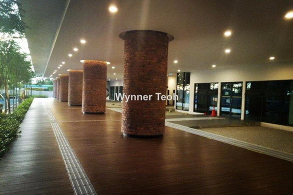 For Sale Condominium at Verde, Ara Damansara Freehold Semi Furnished 3R/2B 870k