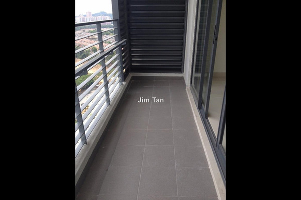 For Rent Condominium at Pacific Place, Ara Damansara Leasehold Semi Furnished 1R/1B 1.3k