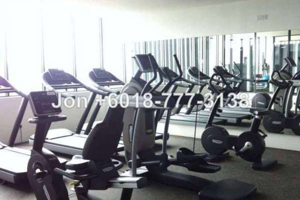 For Rent Terrace at Mirage By The Lake, Cyberjaya Leasehold Semi Furnished 3R/2B 3.5k