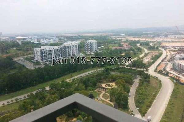 For Rent Condominium at DPulze, Cyberjaya Leasehold Semi Furnished 1R/1B 1.1k