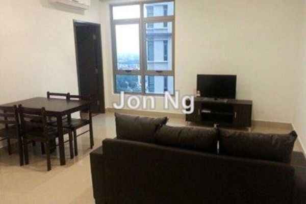 For Rent Condominium at CyberSquare, Cyberjaya Leasehold Semi Furnished 2R/2B 1.5k