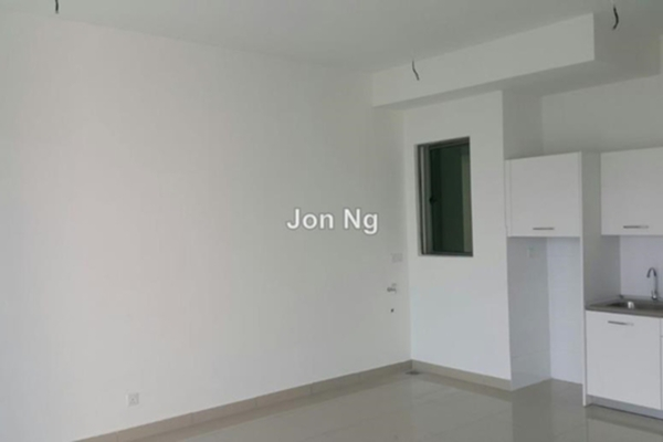 For Sale SoHo/Studio at CyberSquare, Cyberjaya Leasehold Semi Furnished 0R/1B 250k