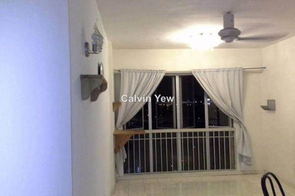For Rent Condominium at Sri Jati I, Old Klang Road Freehold Semi Furnished 3R/2B 1.2k