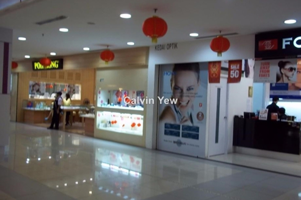 For Rent Shop at Axis Atrium, Pandan Indah Freehold Unfurnished 0R/0B 1.3k