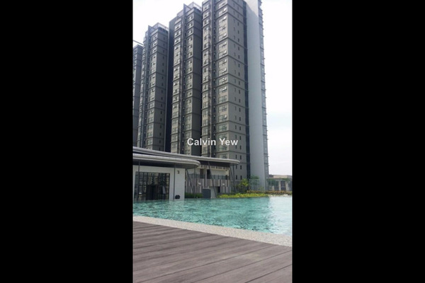 For Rent SoHo/Studio at Hyve, Cyberjaya Freehold Semi Furnished 0R/1B 1k