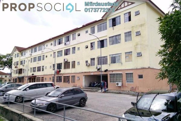 For Sale Apartment at Bandar Puncak Alam, Kuala Selangor Leasehold Unfurnished 3R/2B 160k